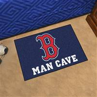 "Boston Red Sox Man Cave Starter 19""x30"""