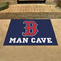 "Boston Red Sox Man Cave All-Star 33.75""x42.5"""
