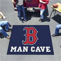 "Boston Red Sox Man Cave Tailgater 59.5""x71"""