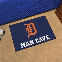 "Detroit Tigers Man Cave Starter 19""x30"""
