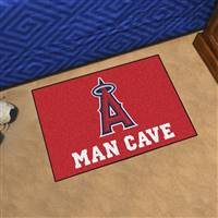 "Los Angeles Angels Man Cave Starter 19""x30"""