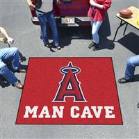 "Los Angeles Angels Man Cave Tailgater 59.5""x71"""