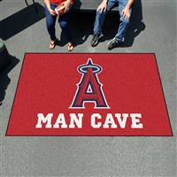 "Los Angeles Angels Man Cave Ultimat 59.5""x94.5"""