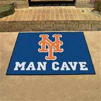 "New York Mets Man Cave All-Star 33.75""x42.5"""