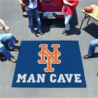 "New York Mets Man Cave Tailgater 59.5""x71"""