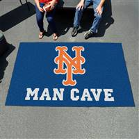 "New York Mets Man Cave Ultimat 59.5""x94.5"""