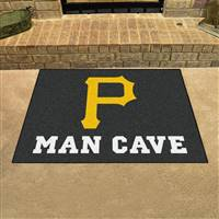 "Pittsburgh Pirates Man Cave All-Star 33.75""x42.5"""