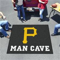 "Pittsburgh Pirates Man Cave Tailgater 59.5""x71"""