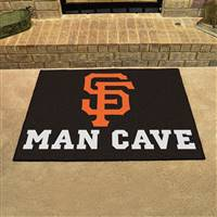 "San Francisco Giants Man Cave All-Star 33.75""x42.5"""