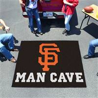 "San Francisco Giants Man Cave Tailgater 59.5""x71"""