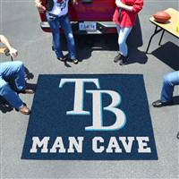 "Tampa Bay Rays Man Cave Tailgater 59.5""x71"""