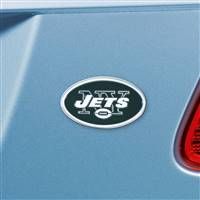 "NFL - New York Jets Color Emblem3""x3.2"""
