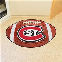 "St. Cloud State Huskies Football Rug 22""x35"""