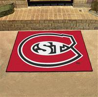 "St. Cloud State Huskies All-Star Rug 34""x45"""