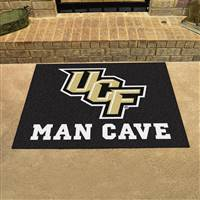 "University of Central Florida Man Cave All-Star 33.75""x42.5"""