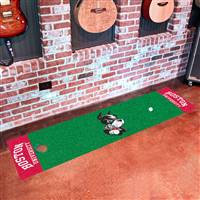 "Boston University Putting Green Mat 18""x72"""