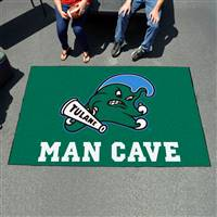 "Tulane University Man Cave UltiMat 59.5""x94.5"""
