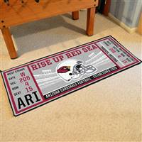"NFL - Arizona Cardinals Ticket Runner 30""x72"""