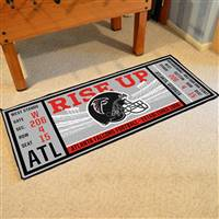 "NFL - Atlanta Falcons Ticket Runner 30""x72"""