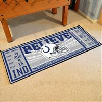 "NFL - Indianapolis Colts Ticket Runner 30""x72"""