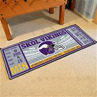 "NFL - Minnesota Vikings Ticket Runner 30""x72"""