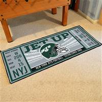 "NFL - New York Jets Ticket Runner 30""x72"""