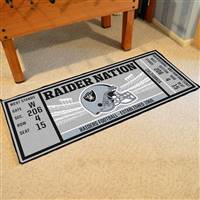 "NFL - Las Vegas Raiders Ticket Runner 30""x72"""