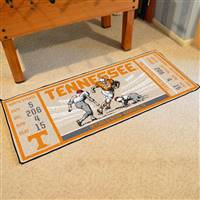 "University of Tennessee Ticket Runner 30""x72"""