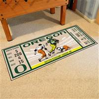 "University of Oregon Ticket Runner 30""x72"""