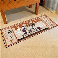"University of Texas Ticket Runner 30""x72"""