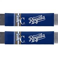 Kansas City Royals Seat Belt Pads Rally Design