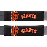 San Francisco Giants Seat Belt Pads Rally Design