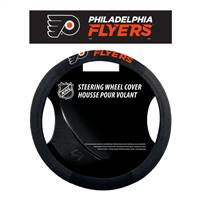 Philadelphia Flyers Steering Wheel Cover Mesh Style - Special Order