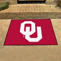 "Oklahoma Sooners All-Star Rug 34""x45"""