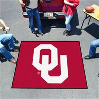 "Oklahoma Sooners Tailgater Rug 60""x72"""