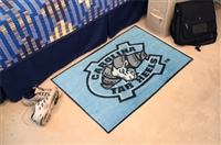 "North Carolina Tar Heels Starter Rug 20""x30"""