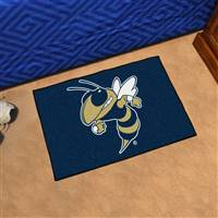 "Georgia Tech Starter Mat 19""x30"""