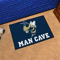 "Georgia Tech Man Cave Starter 19""x30"""