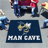 "Georgia Tech Man Cave Tailgater 59.5""x71"""
