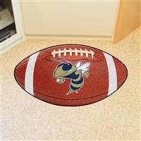 "Georgia Tech Football Mat 20.5""x32.5"""