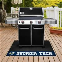 "Georgia Tech Grill Mat 26""x42"""