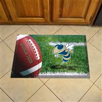 "Georgia Tech Scraper Mat 19""x30"""