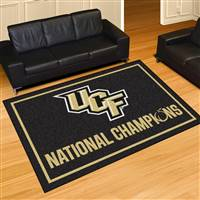 "University of Central Florida 5x8 Rug 59.5""x88"""