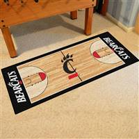 "University of Cincinnati NCAA Basketball Runner 30""x72"""