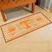 "University of Tennessee NCAA Basketball Runner 30""x72"""