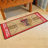 "Texas Tech University NCAA Basketball Runner 30""x72"""