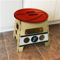 "NBA - San Antonio Spurs Folding Step Stool   14""x13"""