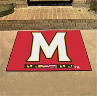 "University of Maryland All-Star Mat 33.75""x42.5"""