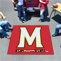 "University of Maryland Tailgater Mat 59.5""x71"""