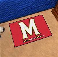 "University of Maryland Starter Mat 19""x30"""